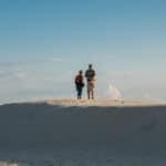 par på vandretur