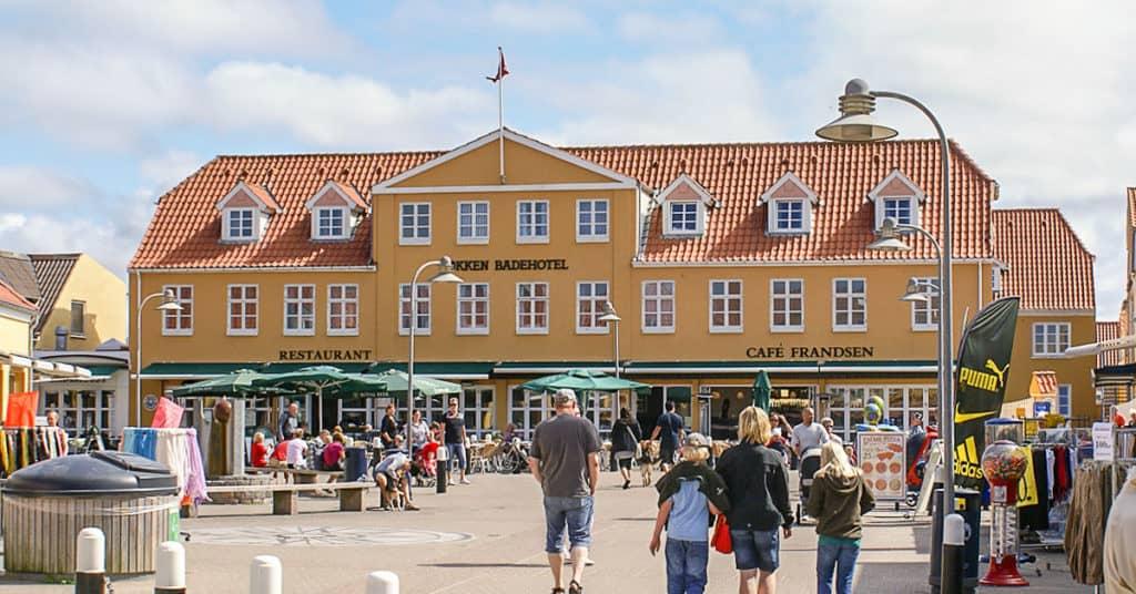 Løkken Badehotel kåret som Danmarks bedste 2018