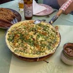 das Omelett