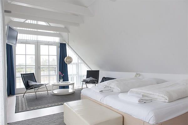 moderne værelse