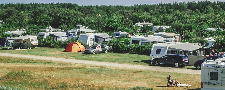 bedste campingpladser i jylland