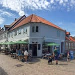 Eis in Ribe