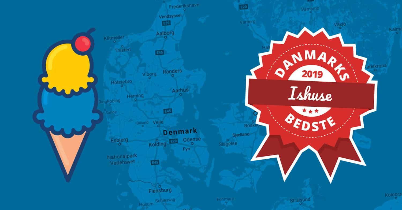 Danmarks Bedste Ishuse Opdagdanmark