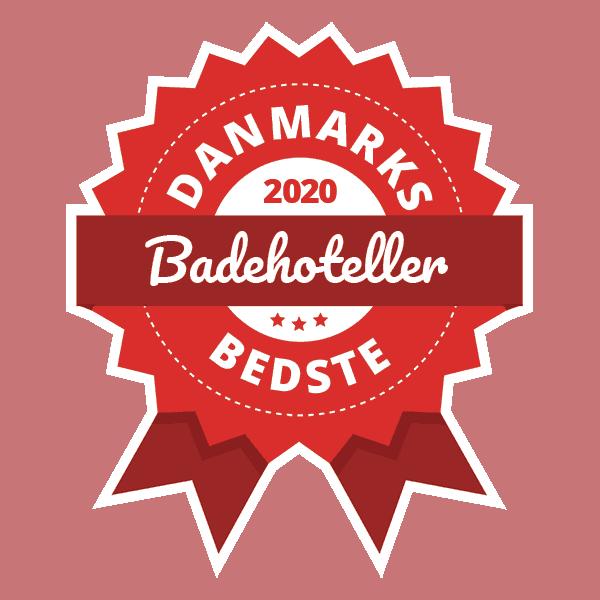 danmarks bedste badehotel 2020 diplom