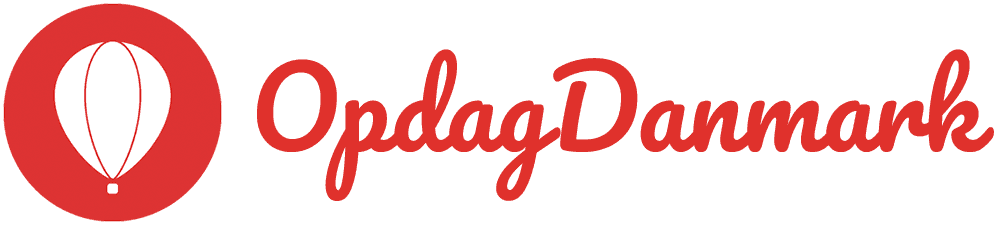 Entdeckung Dänemark-Logo
