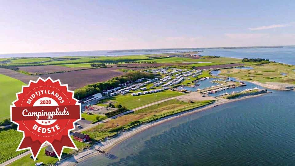 humlum camping er midjyllands bedste i 2020